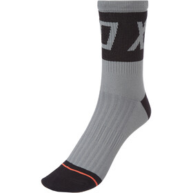 "Fox 6"" Trail Wurd Socken Herren pewter"